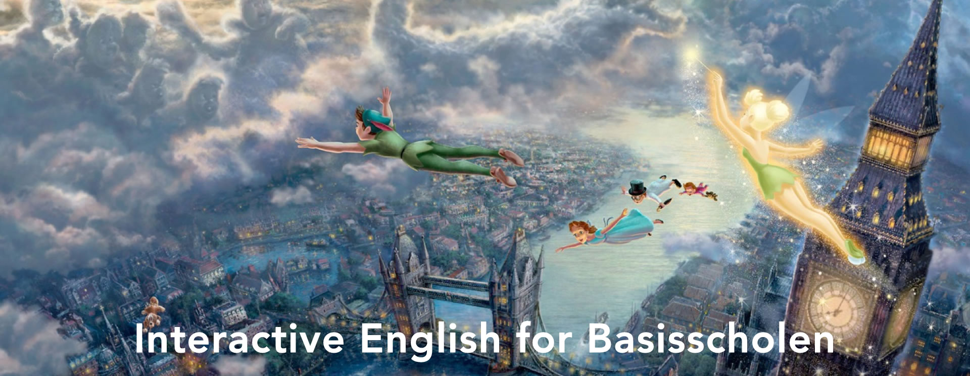 Interactive English for Basisscholen - Peter Pan
